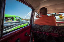 Cuban Taxi Drivers