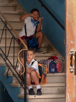 Cuban School Children, Havana
