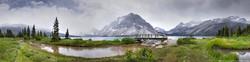 Bow Lake, Banff, Canada
