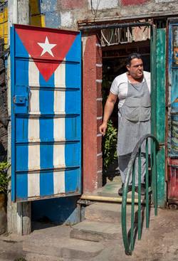 Cook Break, Havana, Cuba