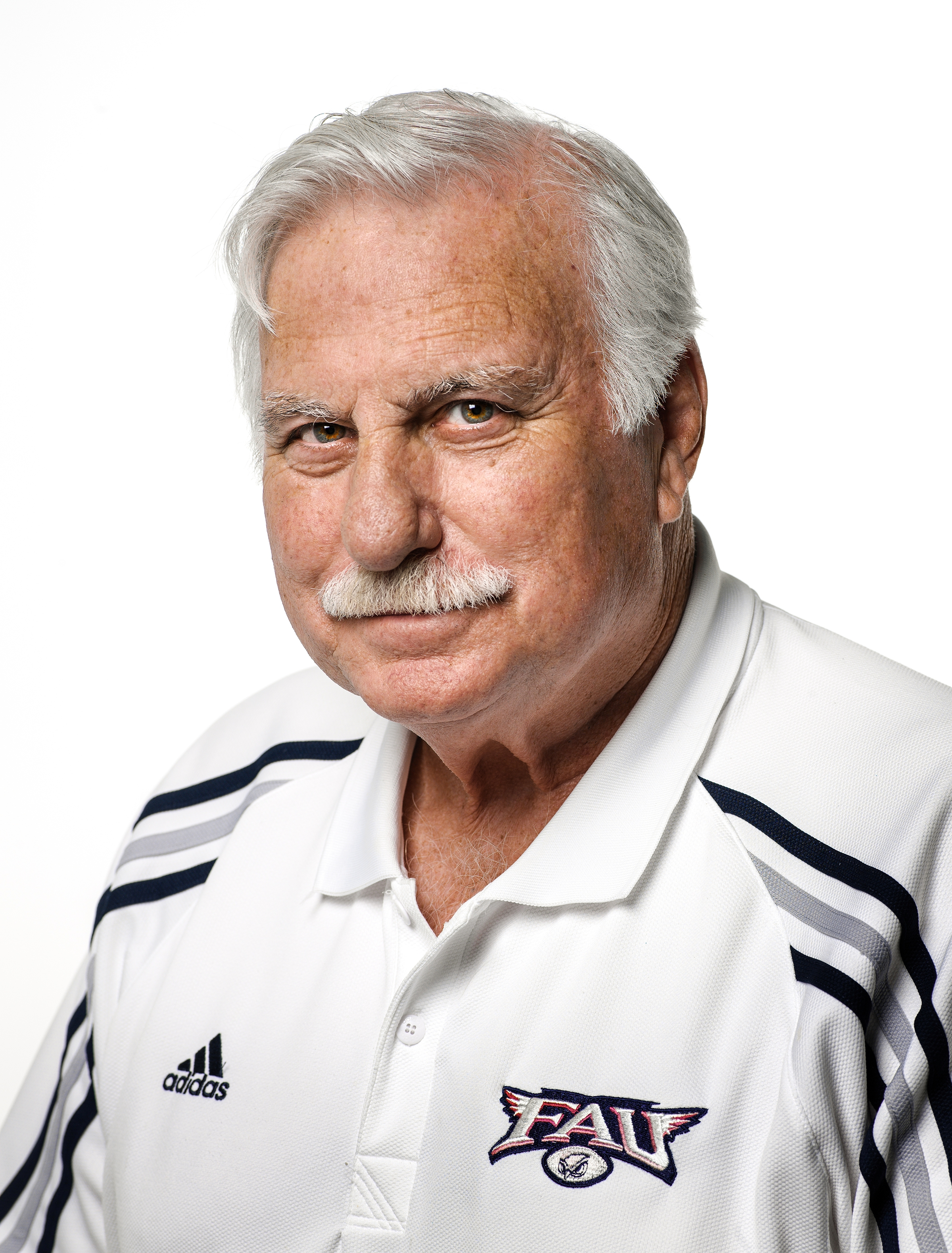 Coach Howard Schnellenberger