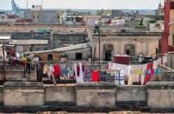Laundry, Havana, Cuba