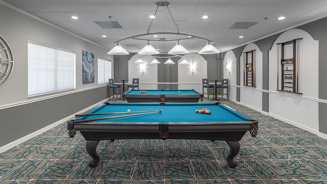 Majestic Isles Billiards Room