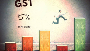 GST 5%