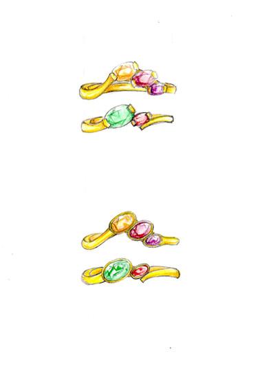 Bespoke ring designs