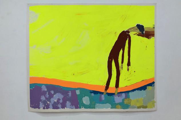 An Gee Chan, Sick head (2012)