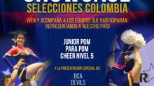 Showcase Selecciones Colombia