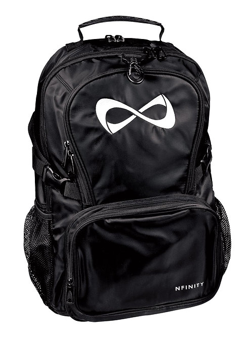 Nfinity Black Backpack