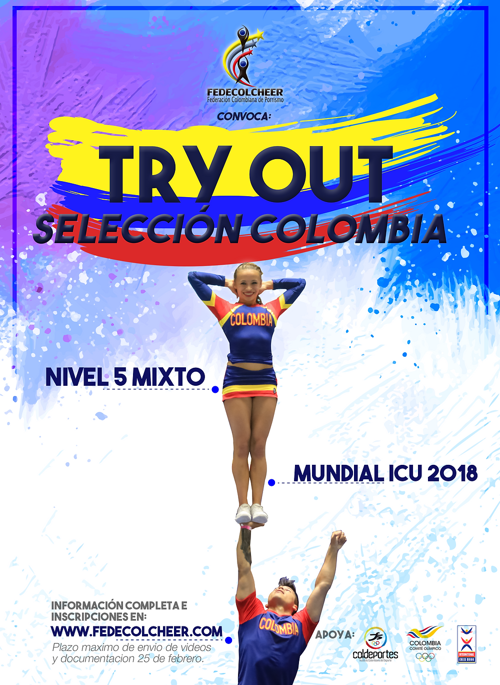 try out seleccion
