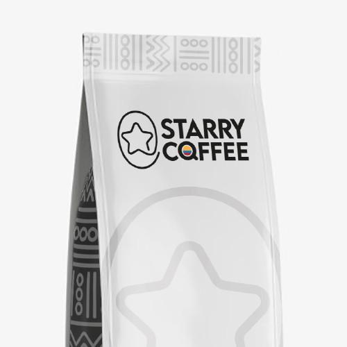 Starry Coffee - Branding