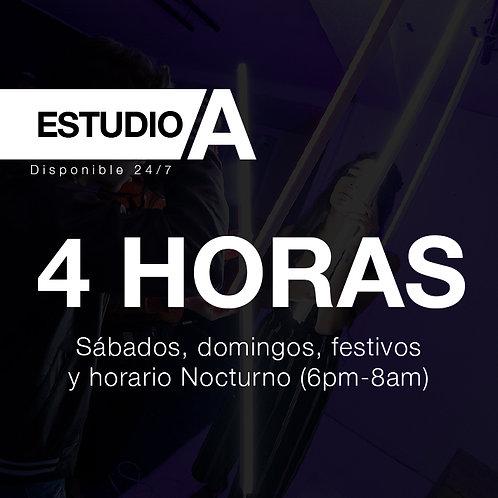 4horas Estudio A - Extras