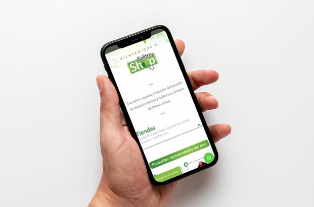 Salitre Shop: upgrade del website de cara a la emergencia por Covid-19