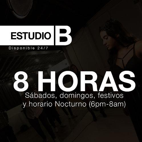 8horas Estudio B - Extra