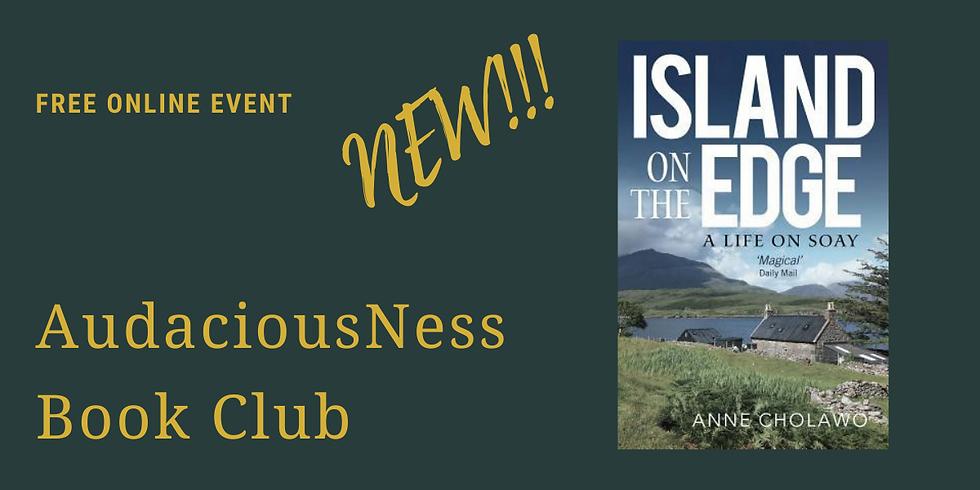 New AudaciousNess Book Club
