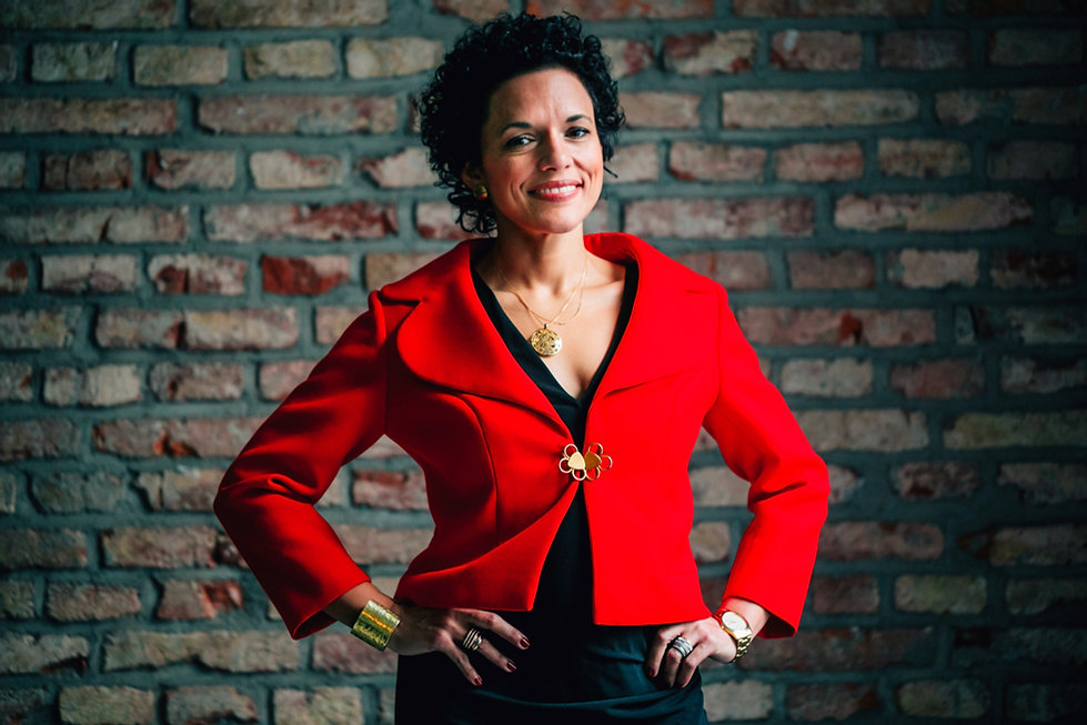 Maribel Ortega coach mentor speaker