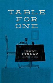 Table for One | Jenni Finlay | Mezcalita Press