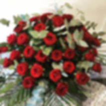 Order Roses for Valentines Day - February 14th