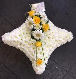 Funeral Pillow Castle Bromwich