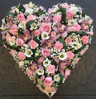 Pink Full Heart