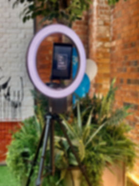 Photo Booth & Selfie Station Hire Birmingha