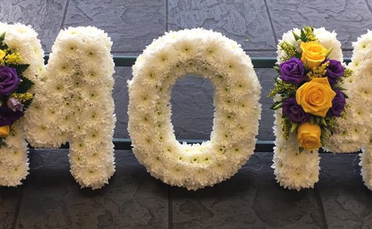 Mom Funeral Lettters