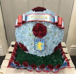 Aston Villa Football Tribute
