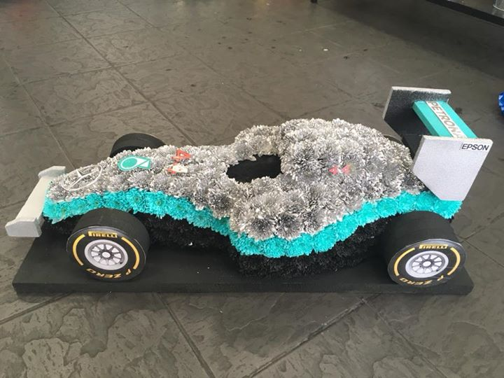 Mercedes F1 AMG Lewis Hamilton