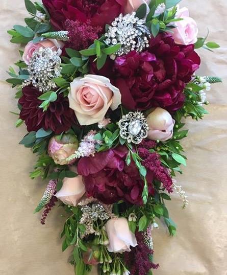 Waterfall Wedding bouquet.JPG