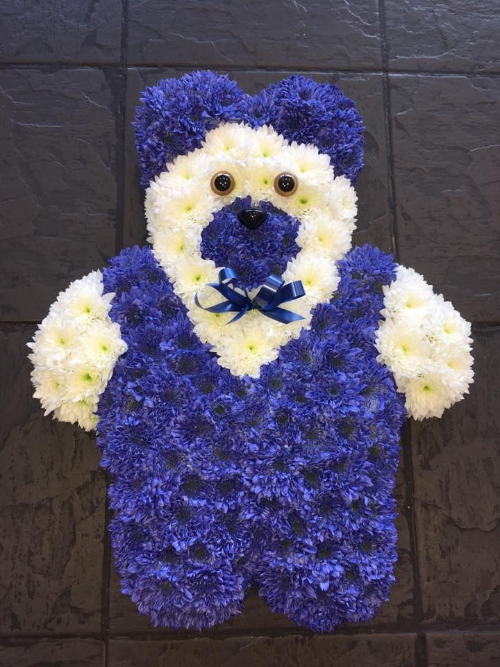 Funeral Teddy Bear