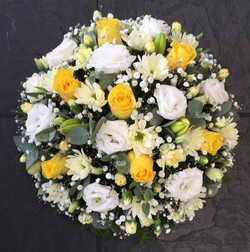 Funeral Posies and Baskets
