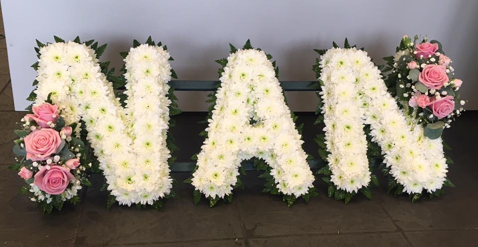 Nan Funeral Letter Tributes