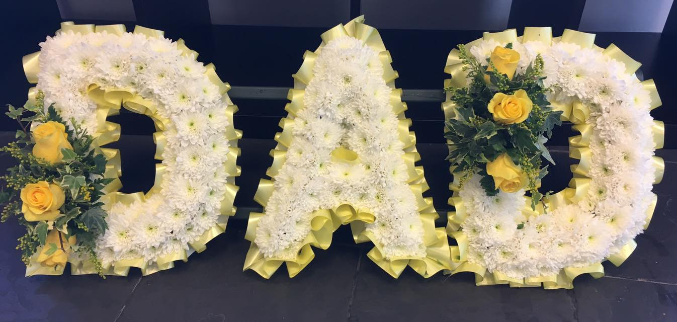 Funeral Letter Tributes Birmingham Flowers Home