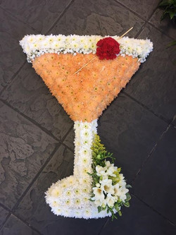 Cocktail Glass Tribute
