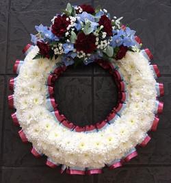Aston Villa Funeral Tribute