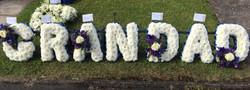 Grandad Funeral Flowers