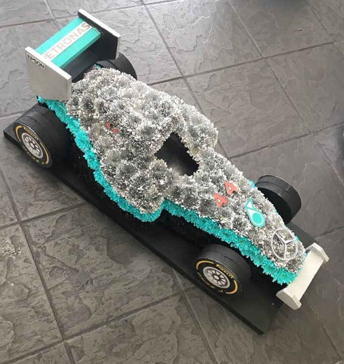 Lewis Hamilton 44 Mercedes AMG F1 Ca