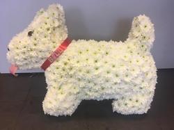 Bespoke Dog Tribute