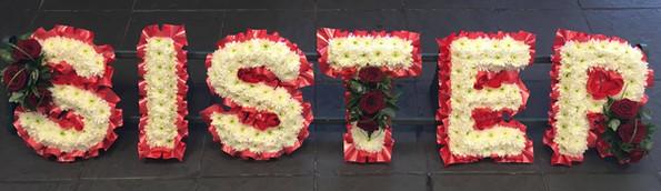 Sister Funeral Letter Tribute
