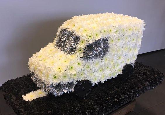 Caravan Funeral Tribute