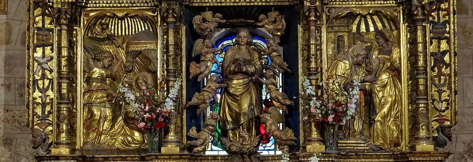 Retablo Mayor de Nuestra Señora