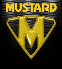 Mustard wedding band for hire