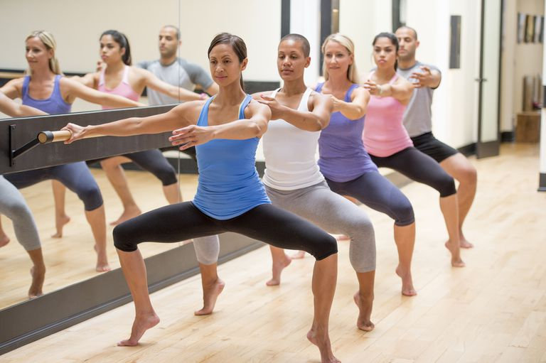 Barre Group Class