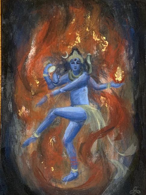 Shiva(ナタラジャ)