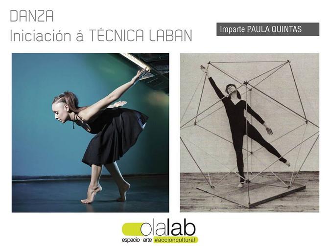 Iniciación á TÉCNICA LABAN