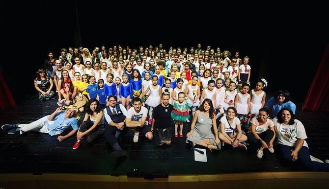 Formalitxs! READY TO GO! Xuño'17 Alfaia Escola de Danza
