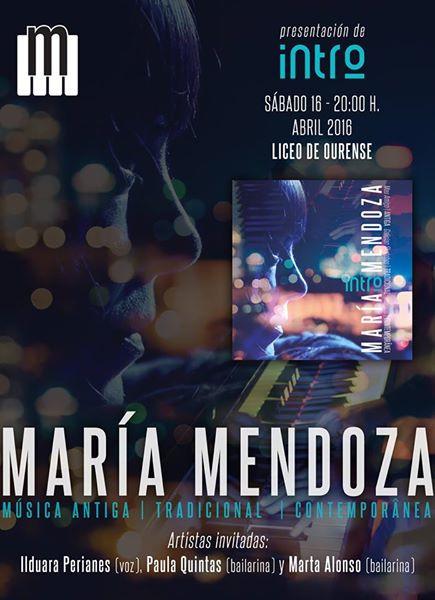 Bailar María Mendoza