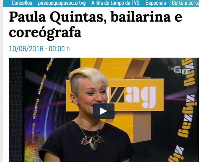 Entrevista no ZIG ZAG Diario