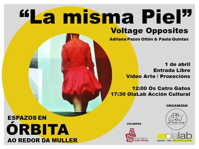 'Voltage Opposites Project'enOLALAB Acción Cultural.
