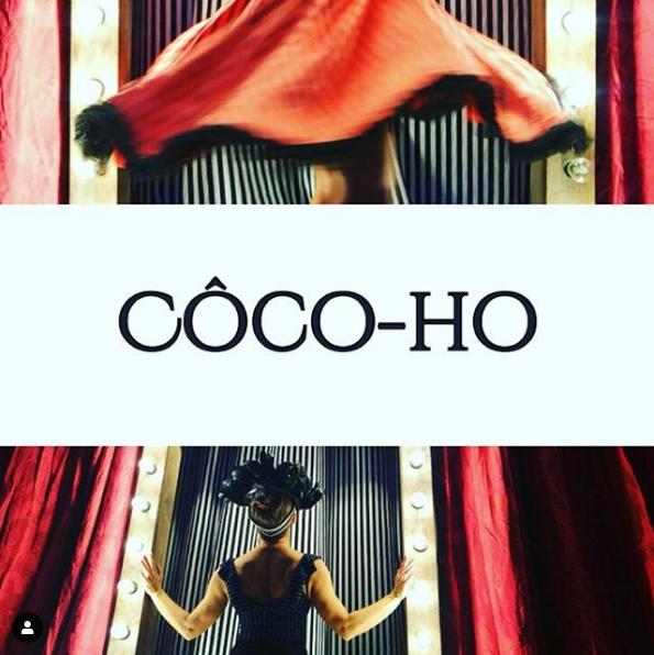 COCO-HO de Cia@traspediante