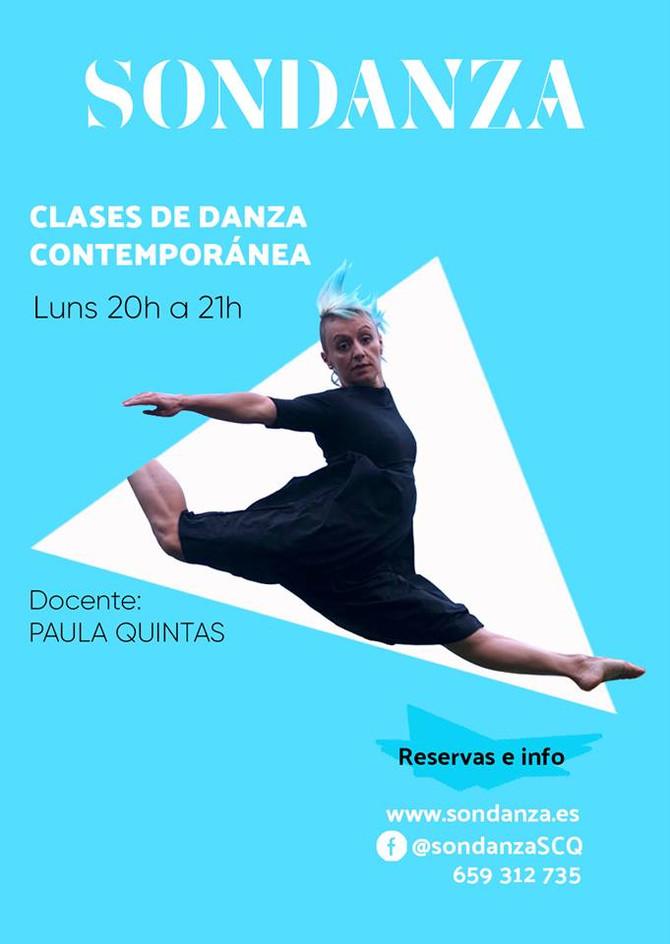 *danza contemporánea* en Sondanza